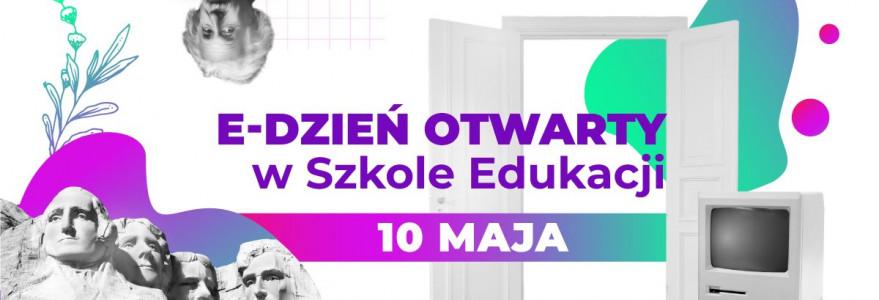 Dzień otwarty SE. 10 maja 2021.