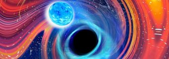 Tęczowe zawirowanie-odkrycie astronomów z UW