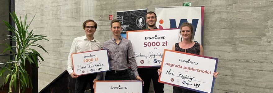 Uczestnicy Brave Camp 2021, fot. Rosina Moginska.