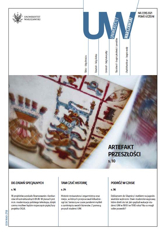 Pismo UW, nr 2/99 (2021).
