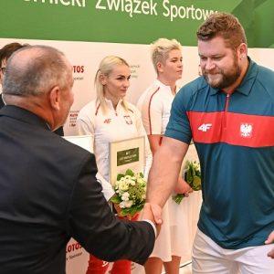 Paweł Fajdek ─ brązowy medalista w rzucie młotem.
