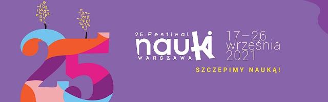 25. Festiwal Nauki w Warszawie